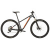 Kona Honzo AL Matt Charcoal/Black Orange